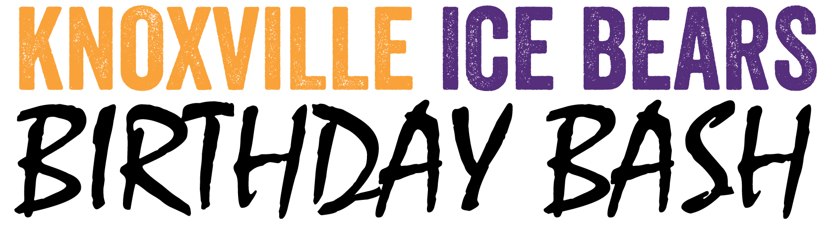 Knoxville Ice Bears Birthday Parties